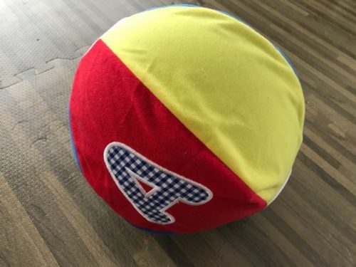 プレイアロングのボール