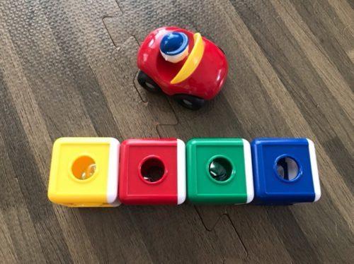 DWEのプレイアロングおもちゃベル
