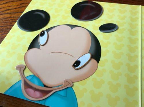 レッツプレイのミッキーの顔をつくろう!